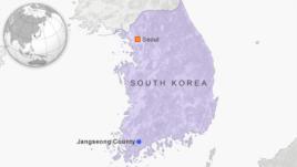 Jangseong County, South Korea