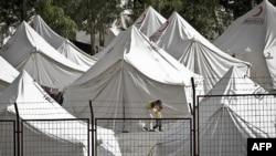 Izbeglički kamp u Turskoj u kome je smešteno više od 10.000 prebeglih Sirijaca