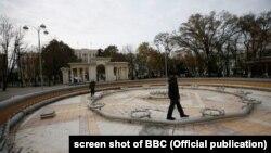 Thành phố Krasnador chấn động về tin có cặp vợ chồng ăn thịt người (ảnh chụp màn hình BBC, Getty Images).