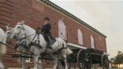Професія - кінь на похоронах