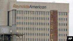 Trụ sở của công ty Reynolds American tại Winston-Salem, North Carolina.