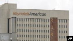 ساختمان شرکت آر جی رینولدز در ایالت کارولینای شمالی، ایالات متحده آمریکا