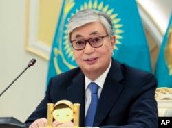 """Qozog'istonlik olima Nargis Kassenova fikricha, """"biz Yevrosiyo yuragimiz"""" degan targ'ibot barham topmagan va Prezident Tokayev davrida yangicha tus olishi mumkin"""