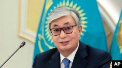 Kassym-Jomart Tokayev, shugaban kasar Kazakhstan