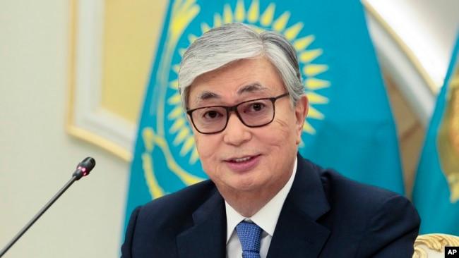 哈萨克斯坦总统下令调查与中国有关的运输项目