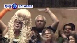 جیهان له 60 چرکهدا 11 ی چواری 2013