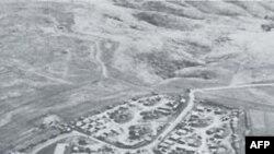 Ảnh doanh trại quân sự Carroll chụp từ trên không