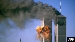 Napad na kule Svetskog trgovinskog centra 11. septembra 2001.