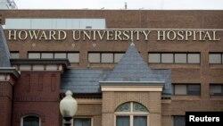 미국 수도 워싱턴의 하워드 대학병원 측은 3일 최근 나이지리아 여행 후 에볼라 증세를 보인 환자가 격리수용돼 있다고 밝혔다.