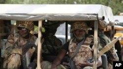 Sojojin Najeriya a Marte, Jihar Borno