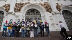 Москва. 15 августа 2012 г.