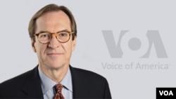 دیوید انسور، رییس صدای آمریکا