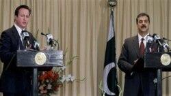 نخست وزیر بریتانیا از «آغازی تازه» در مناسبات با پاکستان سخن می گوید