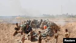 کرد فورسز کے رضا کار