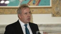 İngiltere'nin Washington Büyükelçisi Kim Darroch