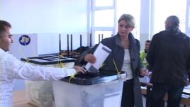 Reagime për rezultatet e zgjedhjeve në Kosovë