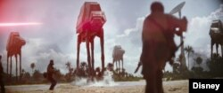 «فیلم «یاغی: یک داستان از جنگ ستارگان