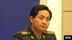 總政辦公廳政研室副主任王永勝大校