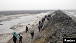 Kawasan Sukchon di pantai barat Korea Utara (foto: dok). Hujan deras mengakibatkan banjir di wilayah barat dan utara Korea Utara mengakibatkan 88 tewas.