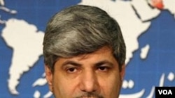 Jurubicara Kemenlu Iran Ramin Mehmanparast: tak ada alasan bagi negara asing mengirimkan pasukan ke Timur Tengah.
