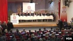 Zajednička sednica odbornika 10 opština sa srpskom većinom