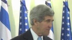 گفت و گو با رهبران اسرائیل و تشکیلات خودگردان فلسطینی