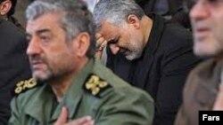 Командующий иранским спецподразделением «Кудс» генерал Касем Сулеймани