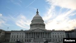 美國國會大廈 (資料圖片)