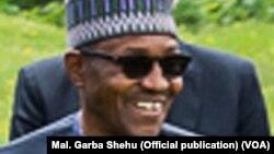 Shugaban Najeriya Muhammadu Buhari'