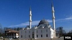 مرکز دیانت امریکا به سبک مهندسی اسلامی قرن شانزدهم ساخته شده است
