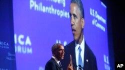 barack Obama, Washington, 5 aout 2014