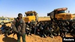 Wani jan daga da sojojin rundudar RSF ta Sudan su ka yi