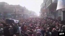 Suriyada ötən 24 saat ərzində 100 adam öldürülüb