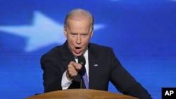 Le vice-président Joe Biden