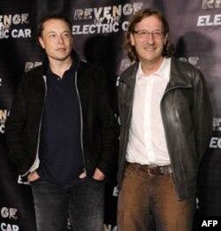 Tadbirkor Ilon Mask, kinoressiyor Kris Peyn
