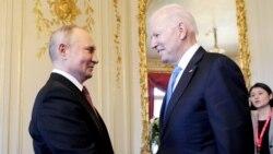 粵語新聞 晚上9-10點: 美俄領袖峰會在日內瓦召開