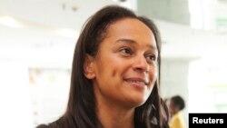 Isabel dos Santos falou na Universidade de Yale