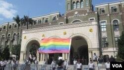 台湾行政院出台同婚法草案,朝野立委看法相左