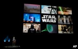 CinemaCon 2014 - Disney Presentation