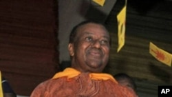 Gilchrist Olympio (March 2010 file photo)