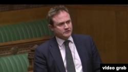 تام توجنت، رییس کمیته امور خارجی مجلس عوام بریتانیا