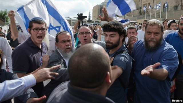 Jew Detector: Israel Reopens Disputed Holy Site