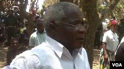 Afonso Dhlakama continua em parte incerta depois do ataque contra o seu quartel-general na Gorongosa