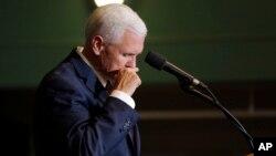 Lograr aplacar las palabras de Trump, es el objetivo de crucial importancia para Pence, quien es gobernador de Indiana con miras hacia un futuro político.