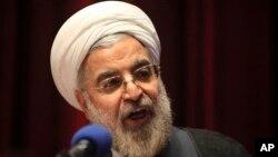 Hasan Rohani se caracterizó desde el principio por un carácter político moderado.
