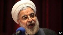 رهبران ایران به شمول حسن روحانی، رئیس جمهور آن کشور، بار ها امریکا را به نقض توافق هسته ای متهم کرده اند