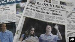 Una nueva realidad se dibuja sobre el control de los medios de comunicación en Venezuela.