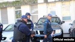 Privođenje osumnjičenih u Crnoj Gori (rtcg.me)