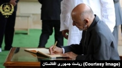 آقای غنی گفته است که تاریخ انتخابات آینده باید در مشورت با کمیسیون اصلاحات انتخاباتی اعلان شود