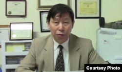 叶宁,纽约执业律师(叶宁提供)